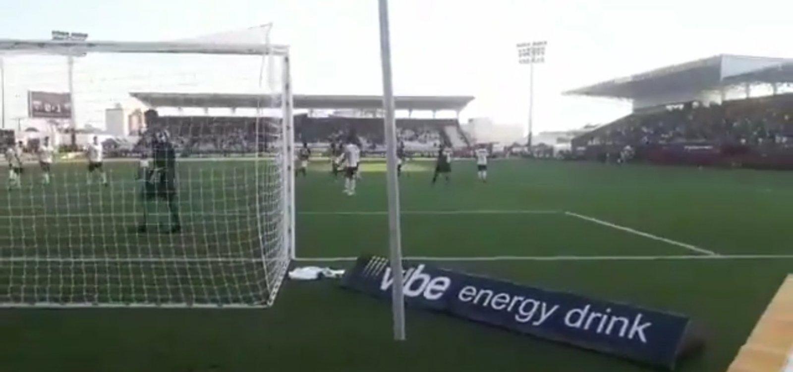 Vitória empata em 1 a 1 com o Atlético-GO na Série B