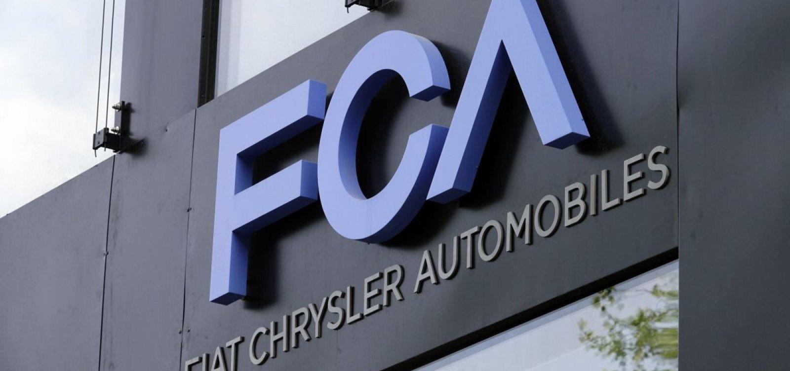 Fiat Chrysler propõe fusão com Renault