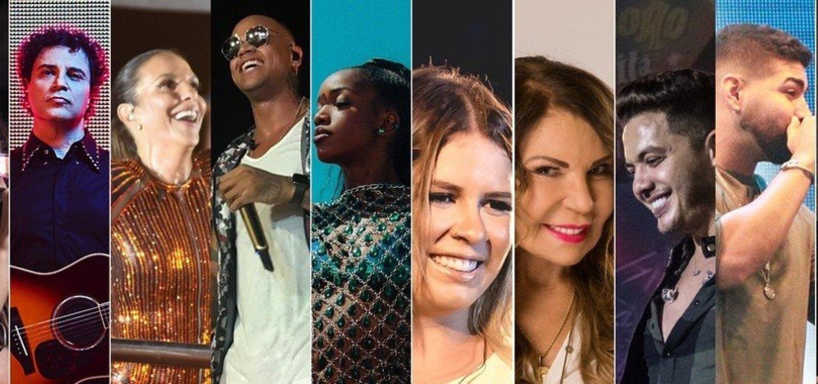 Festival de Inverno Bahia divulga lista de atrações