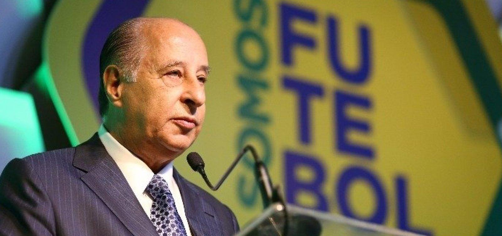 Fifa confirma banimento de ex-presidente da CBF