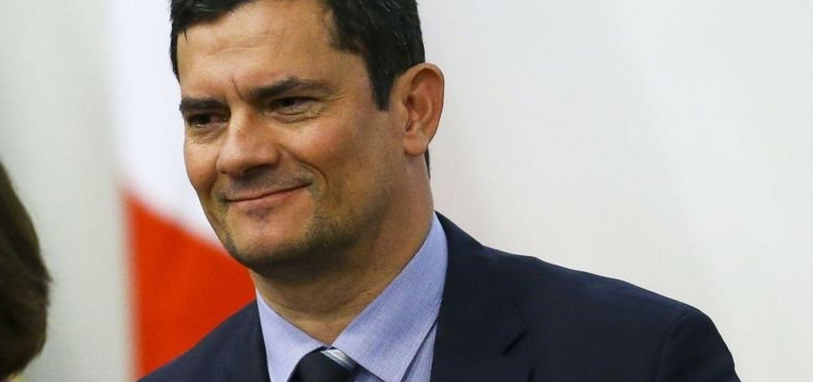 Moro diz que decreto sobre armas 'foi elaborado principalmente no Palácio do Planalto'