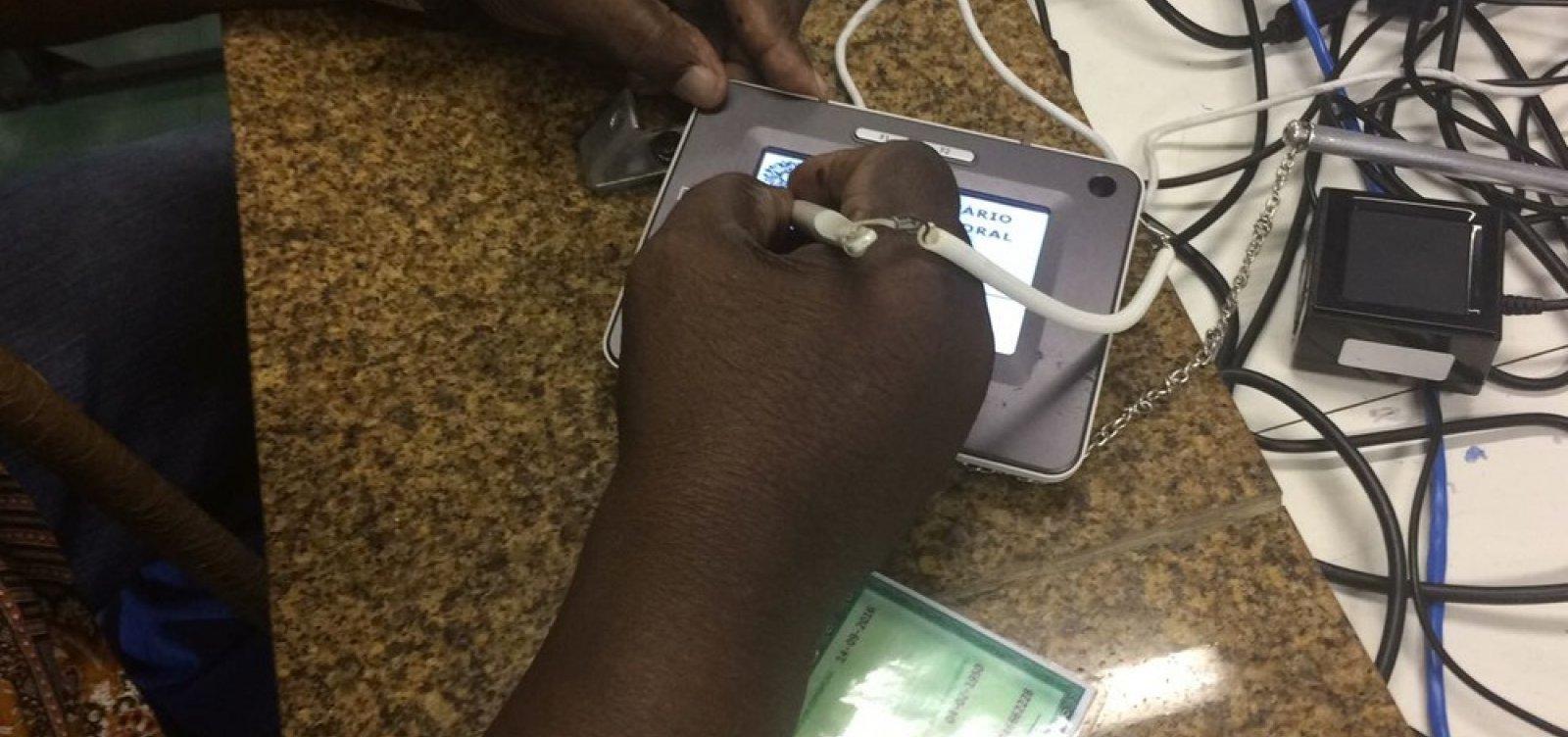 Agendamento de recadastramento biométrico pode ser feito por telefone
