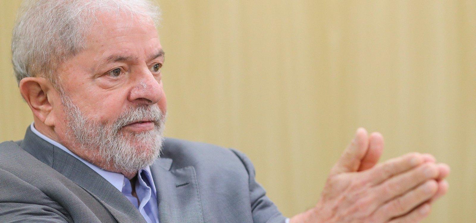 Lula começa a articular alianças para as eleições de 2020