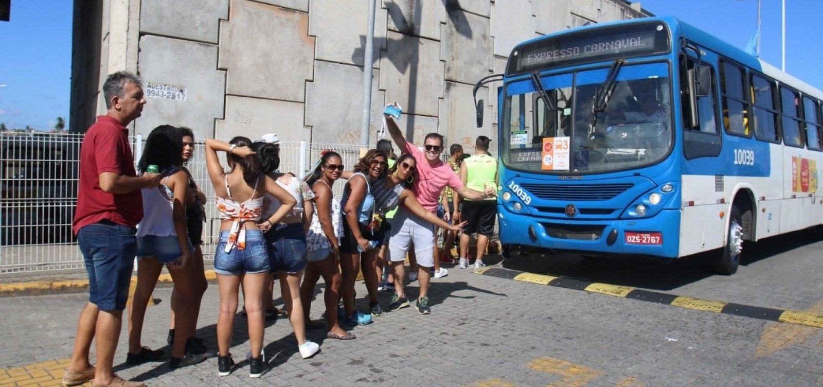 Venda de bilhetes de transporte para a Copa América começa amanhã