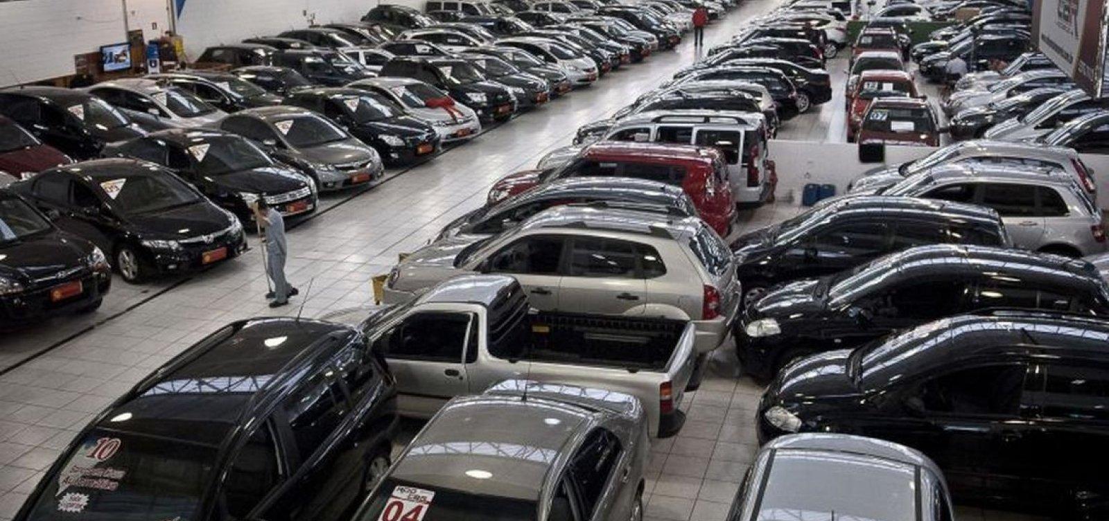 Veículos com placas de final 5 têm 5% de desconto no IPVA até hoje