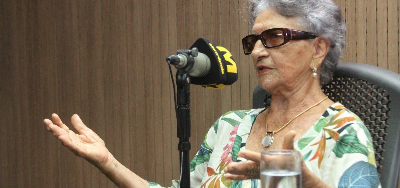 Amabília Almeida relembra aposentadoria compulsória durante ditadura militar