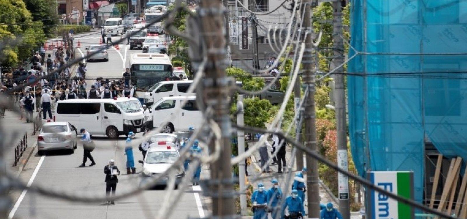 Esfaqueamento em massa no Japão deixa duas vítimas fatais