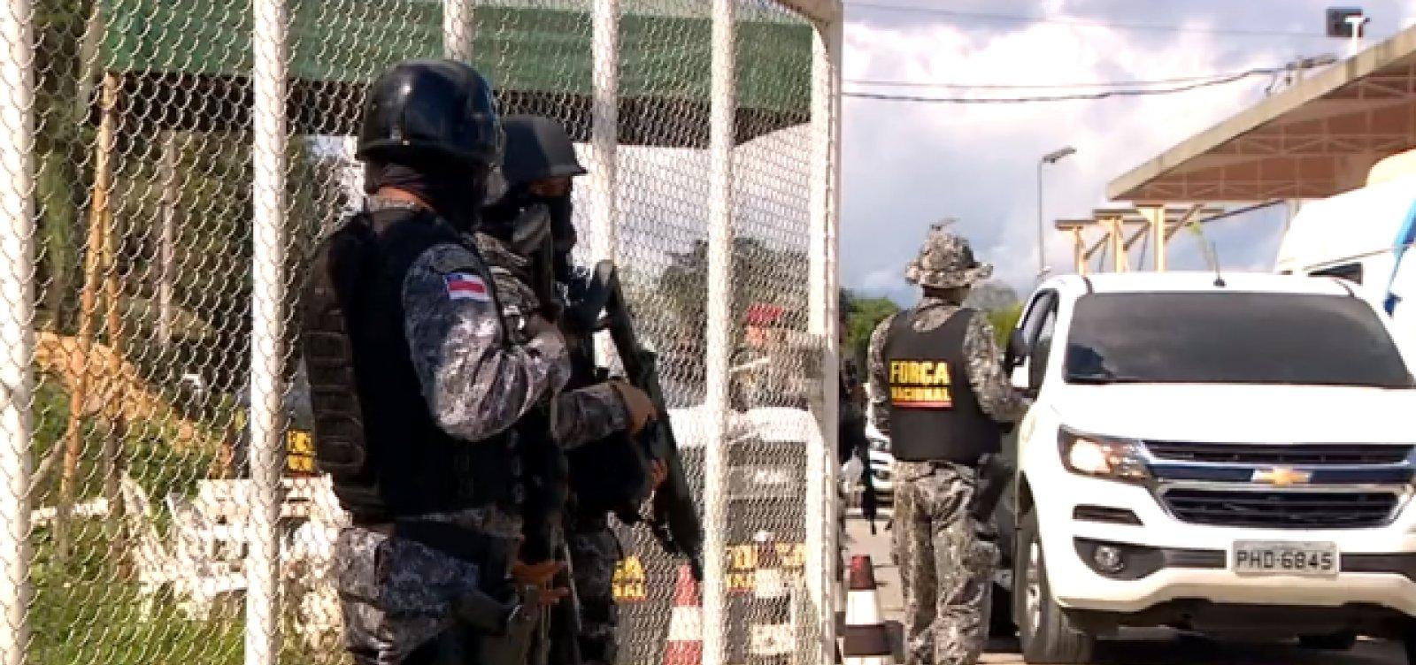 Força-Tarefa de Intervenção Penitenciária atuará no Amazonas após mortes de detentos