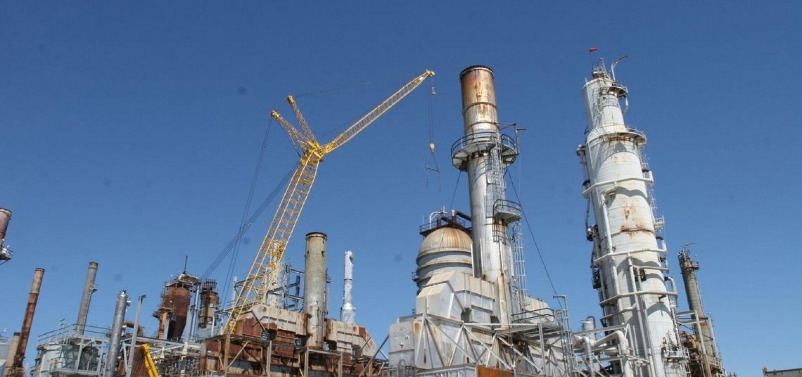 Fachin suspende venda de refinarias da Petrobras e TAG