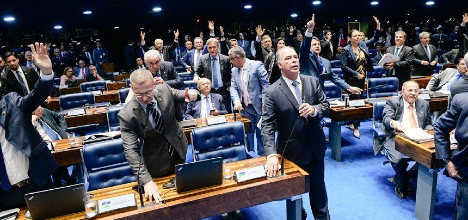 Senado aprova MP que mantém Coaf com Economia