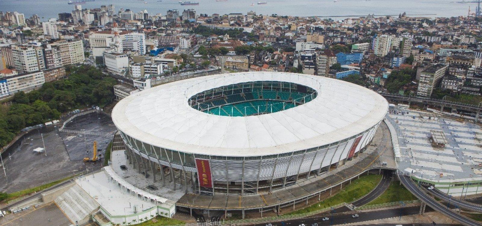 Metrô e ônibus terão horários ampliados para jogo do Bahia na Fonte Nova