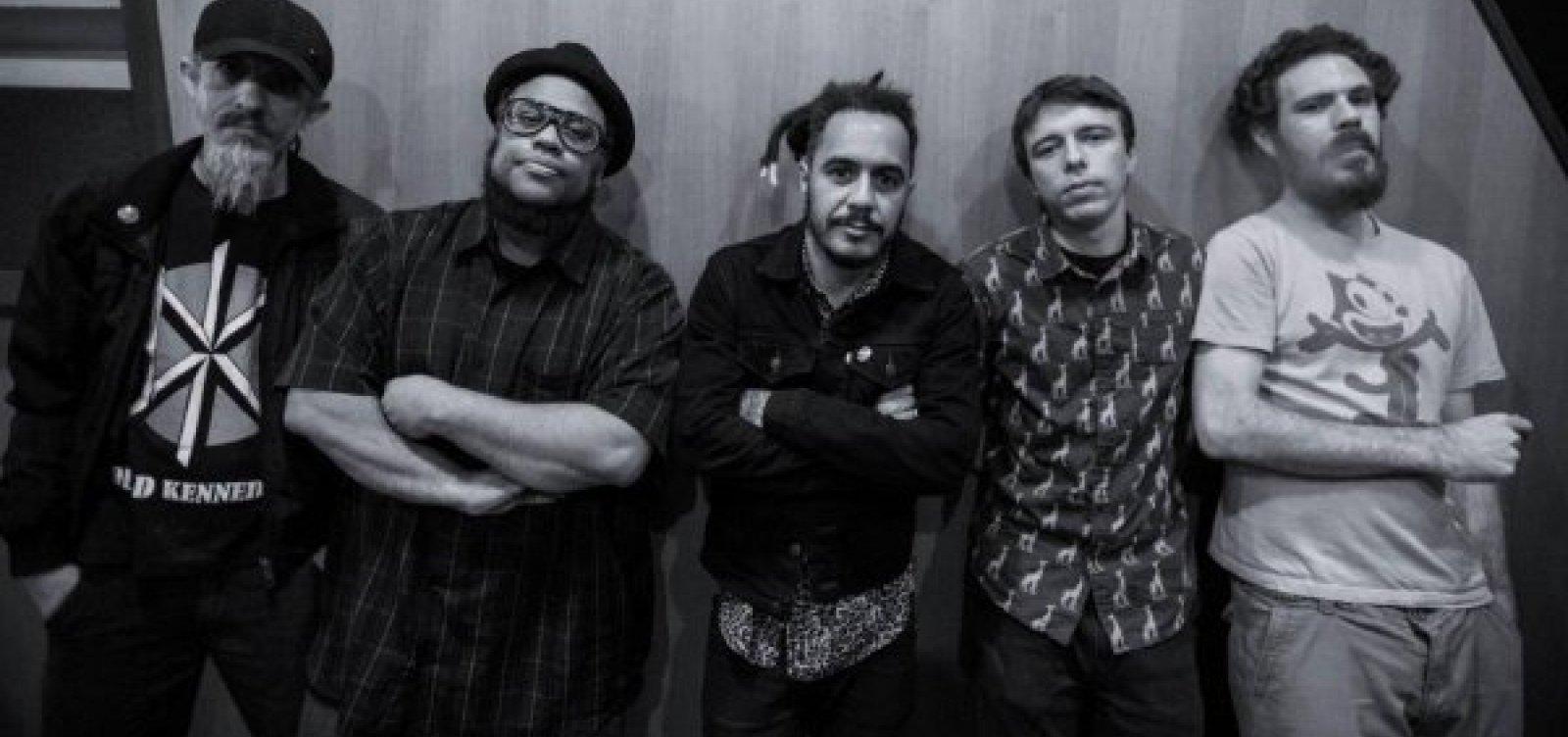 Marcelo D2 anuncia produção de álbum do Planet Hemp na Bahia