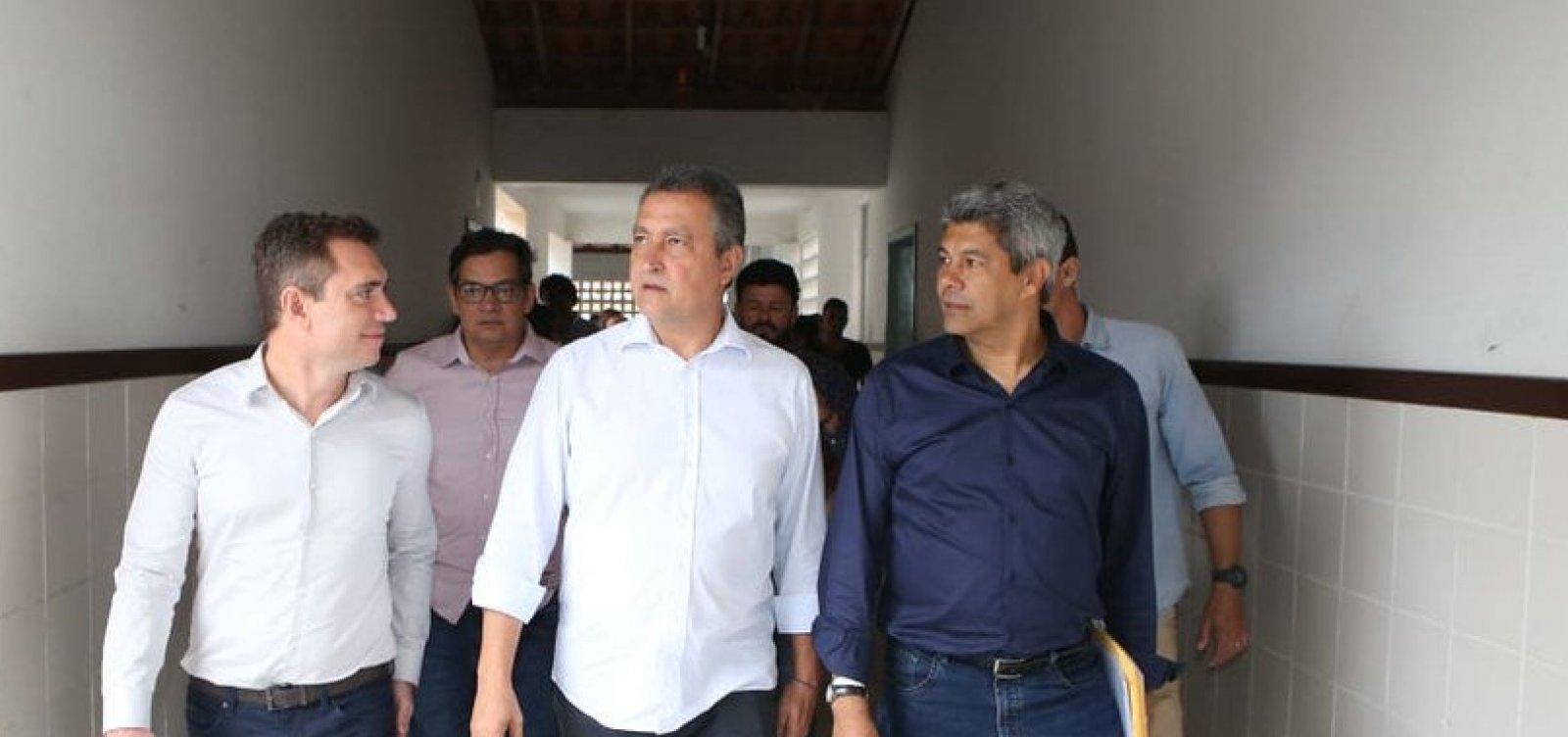Bolsonaro limita participação de aliados de Rui em inauguração de aeroporto em Conquista