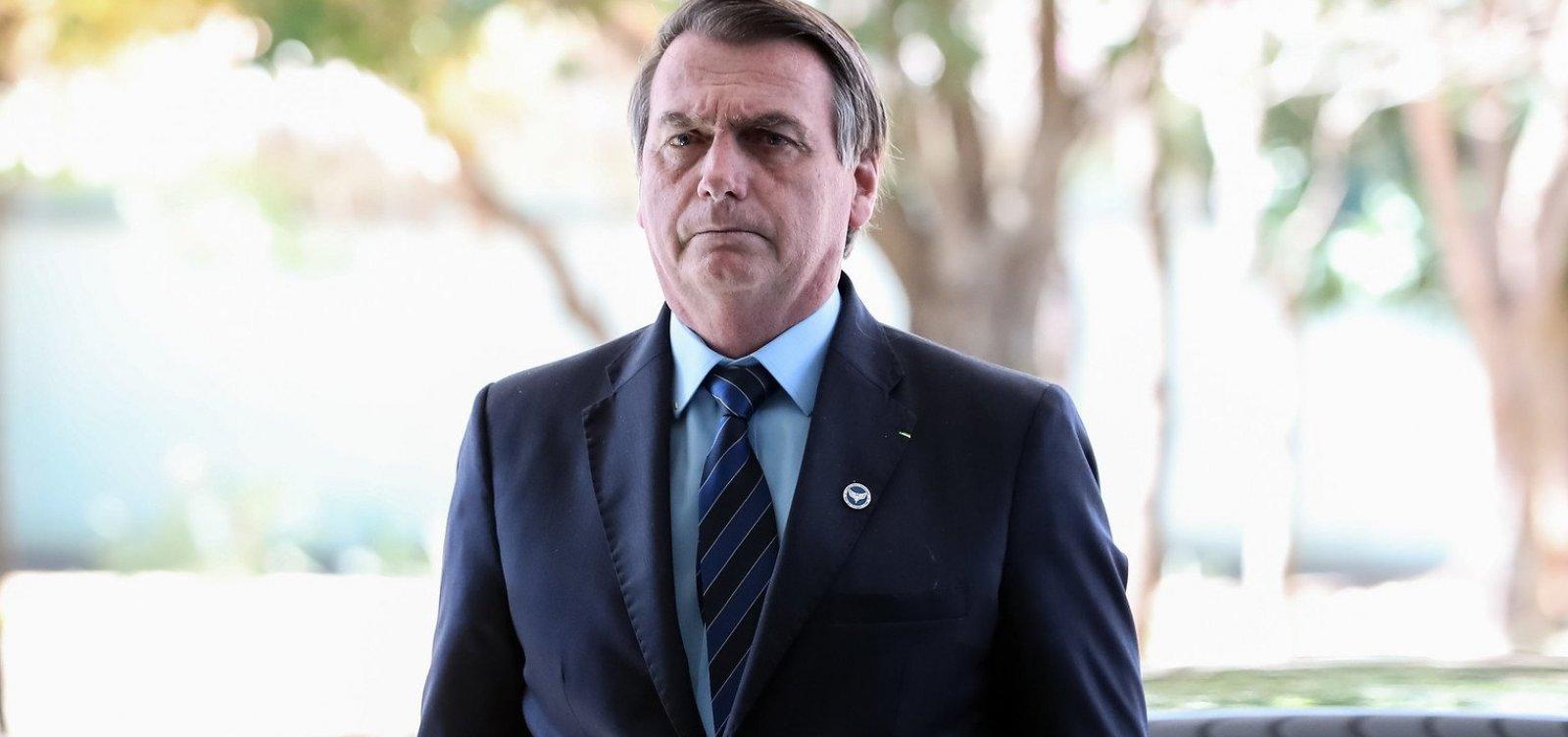 Bolsonaro ataca presidente da OAB e diz saber como pai dele desapareceu na ditadura