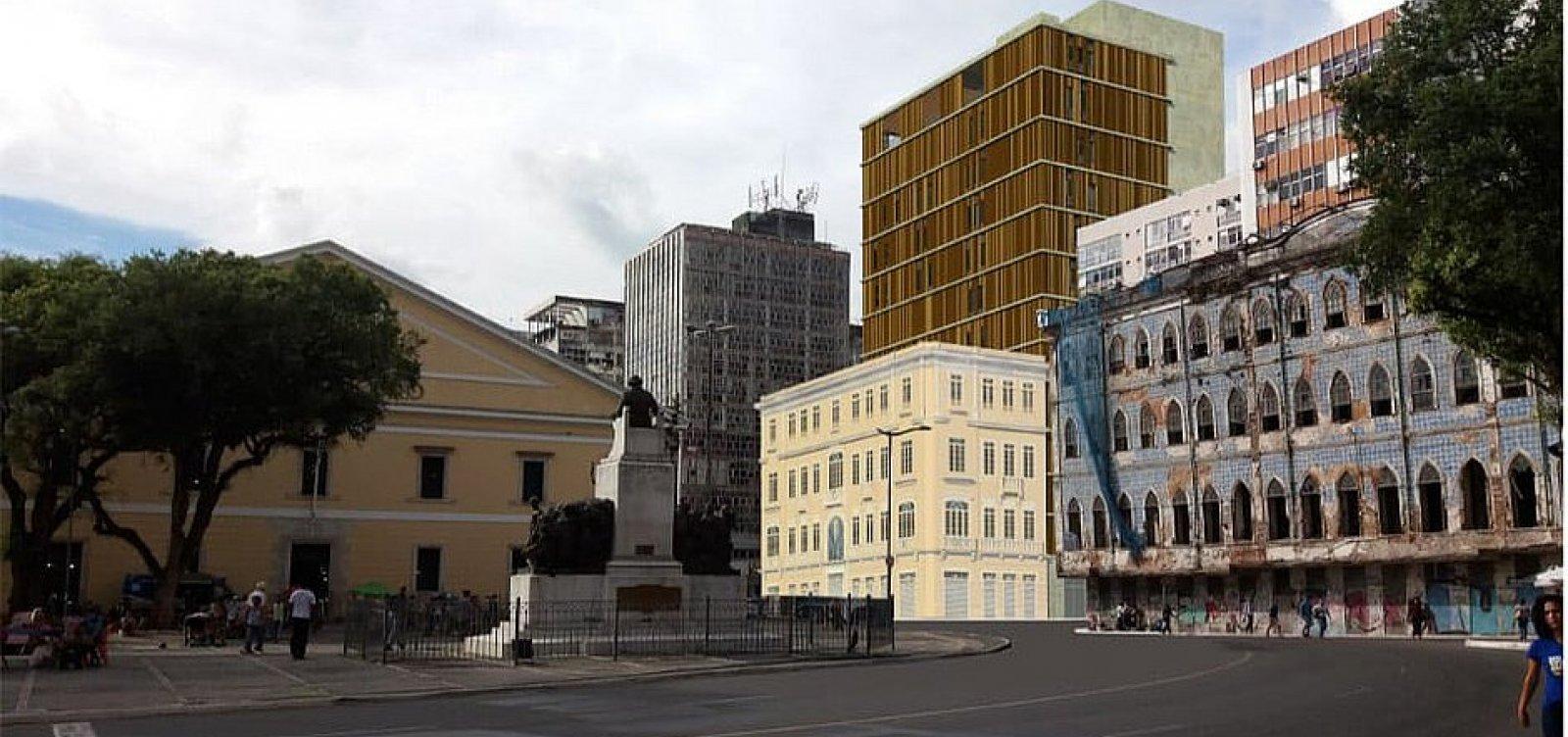 Empresa receberá R$ 1,3 mi para supervisionar obras do Arquivo Público Municipal