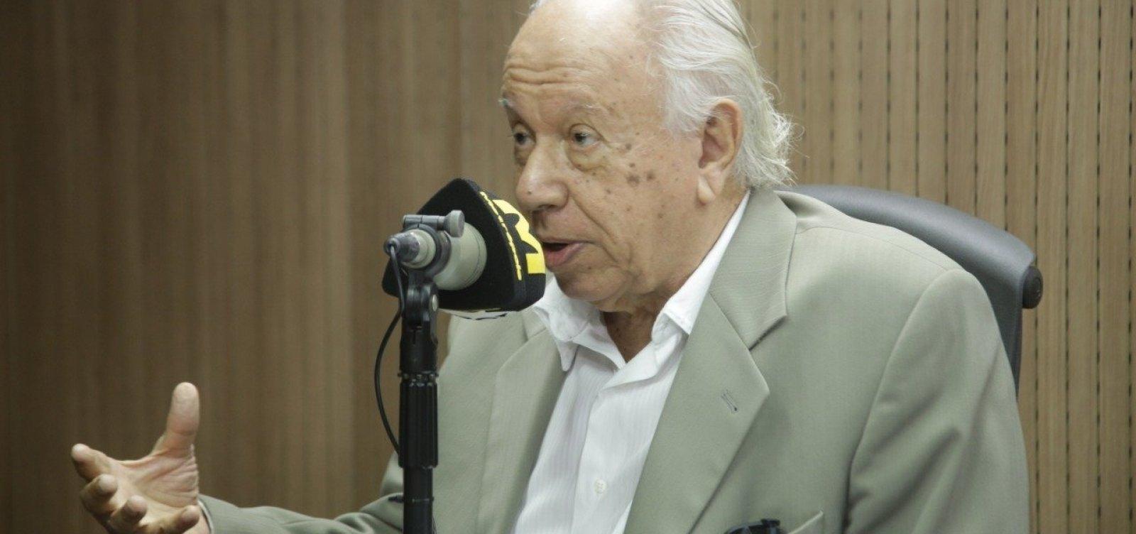 'Não tinha intervalo para dormir', lembra Haroldo Lima sobre tortura na ditadura