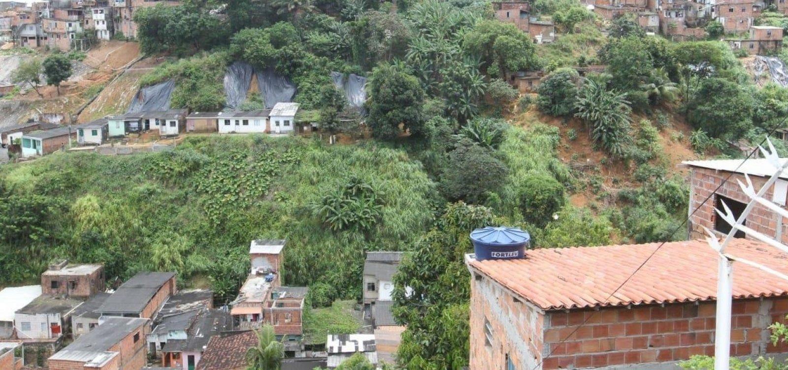 Codesal instala sistema de alerta e alarme na Baixa do Cacau, em São Caetano