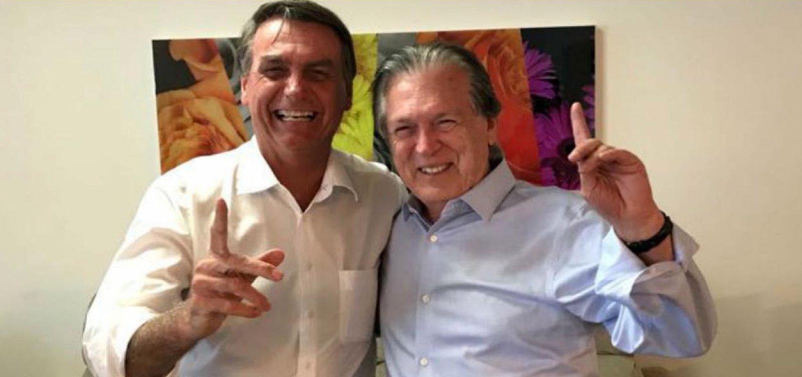 PSL pede entendimento de Bolsonaro com o partido