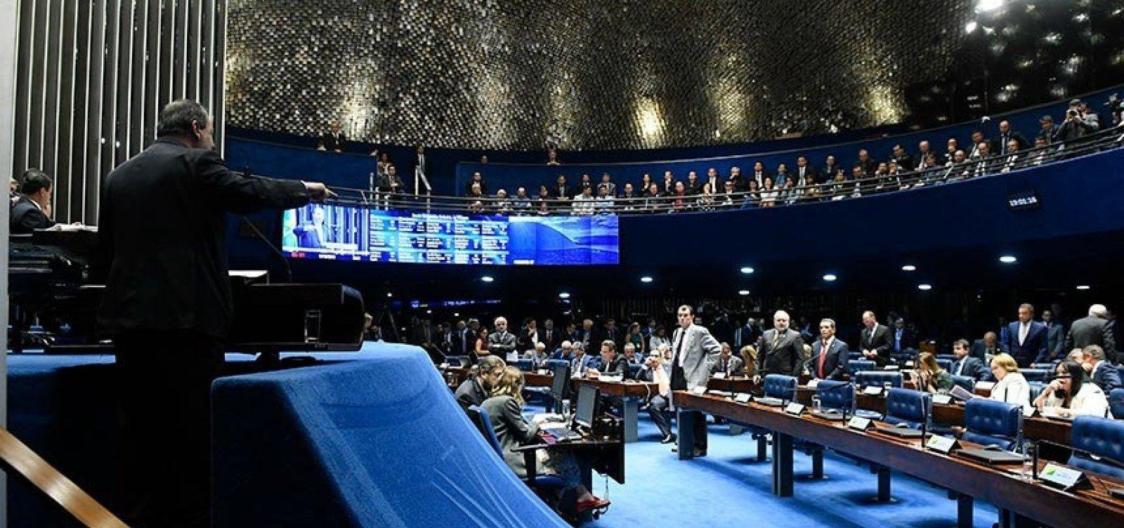 Senado aprova divisão de recursos de megaleilão do petróleo com Estados e municípios