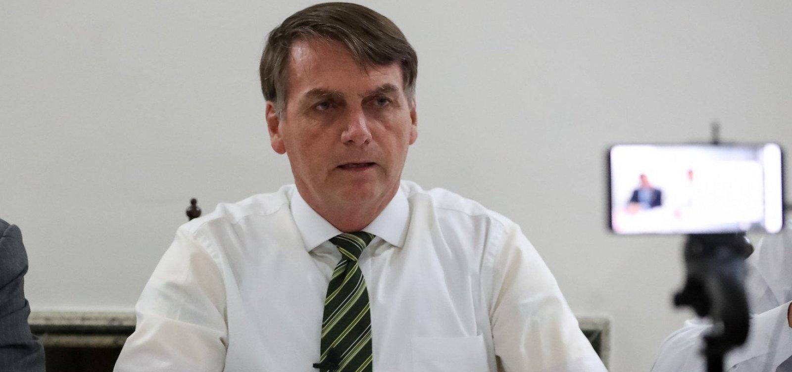 Bolsonaro reduz representantes da sociedade civil no Conselho do Fundo Florestal