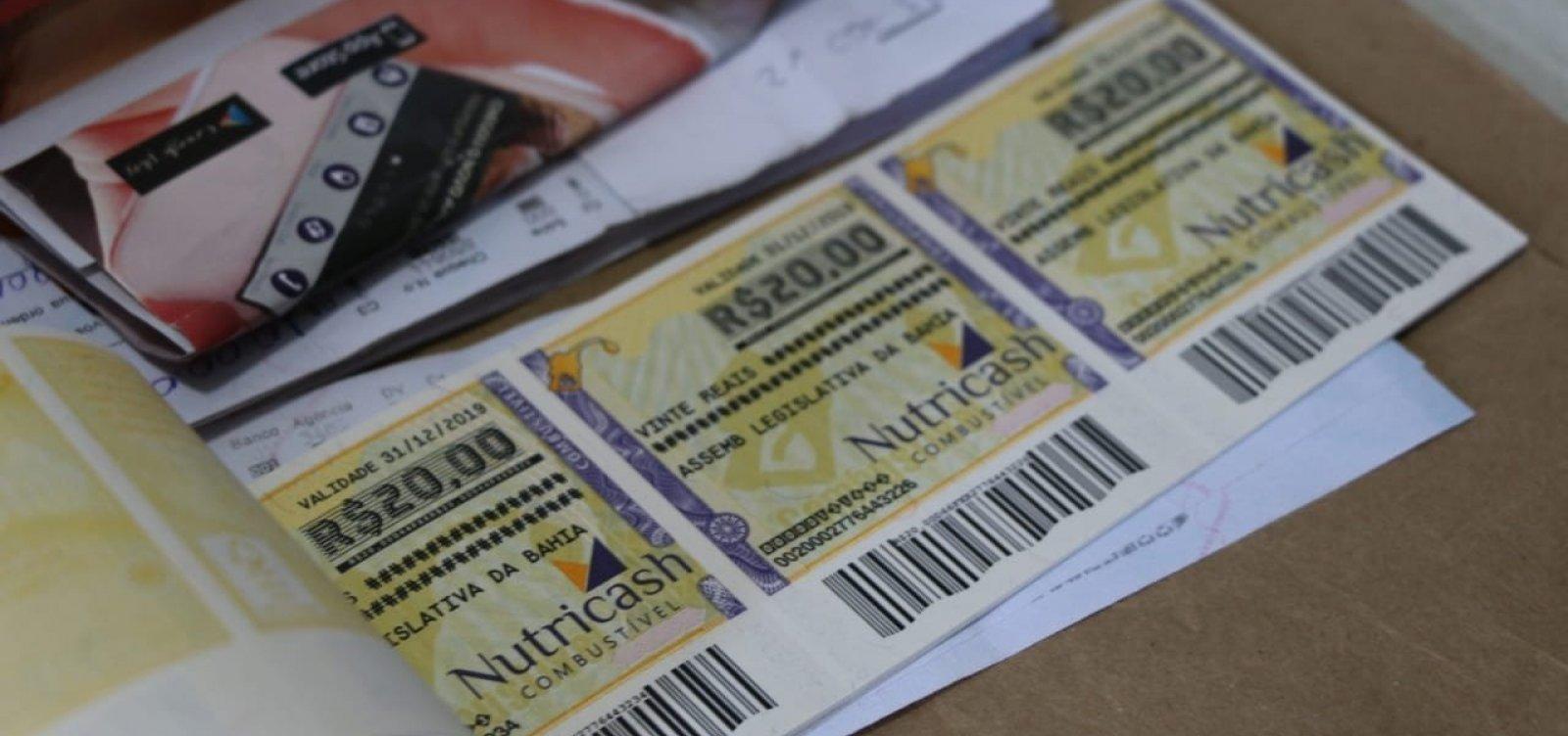 SSP apura uso de tickets e chips da Alba apreendidos em sede da Aspra