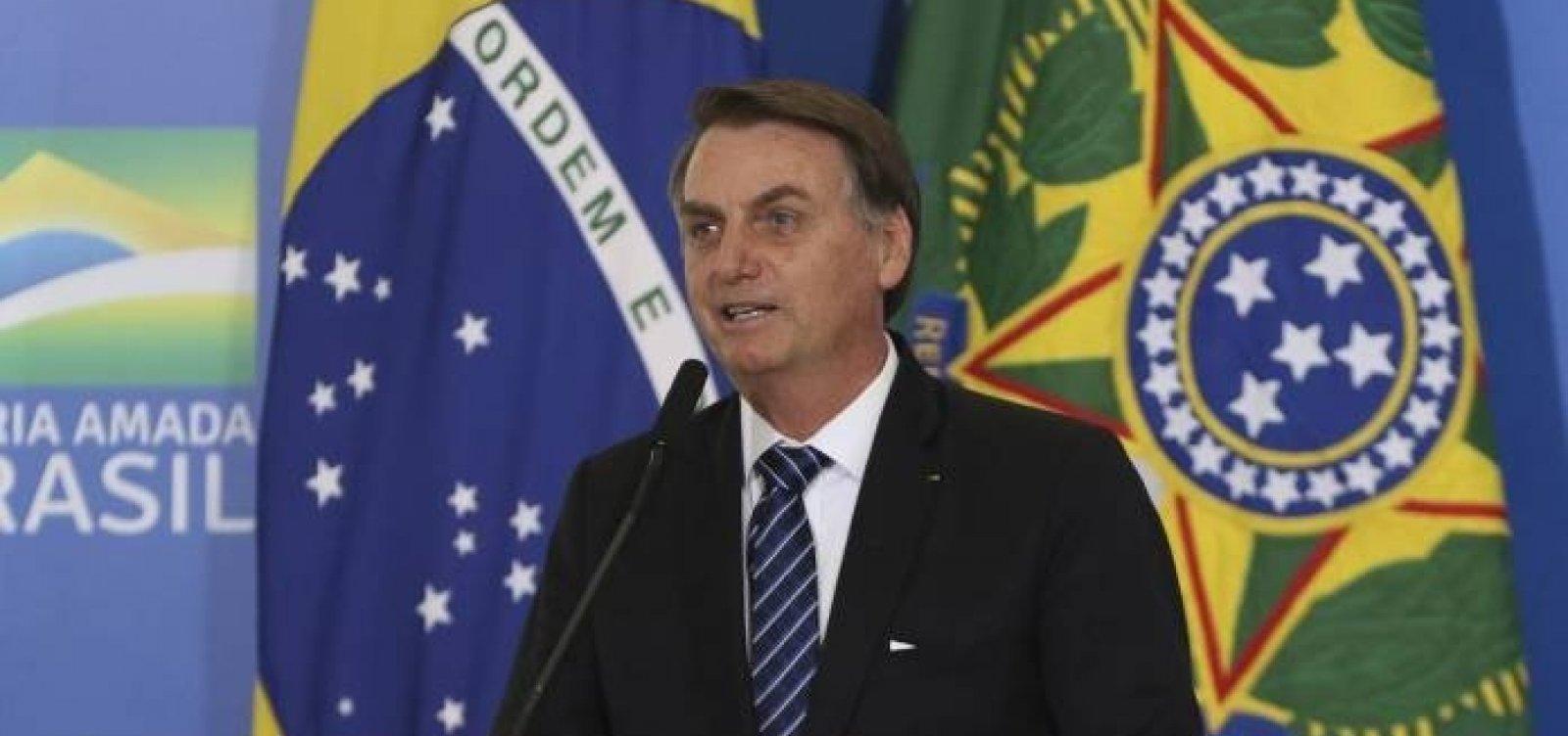 Bolsonaro assina MP para resolver situação dos 1,9 mi de devedores da União
