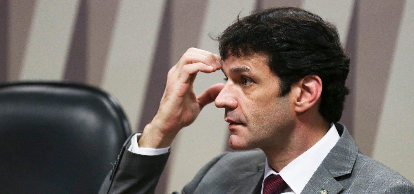 Ministro do Turismo vai à Câmara para falar sobre candidaturas laranjas do PSL