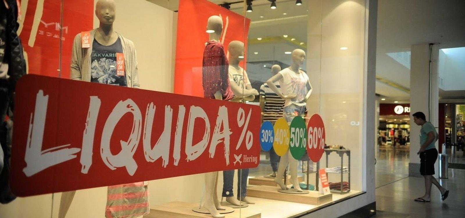 Patrões e empregados divergem sobre feriado dos Comerciários em Salvador