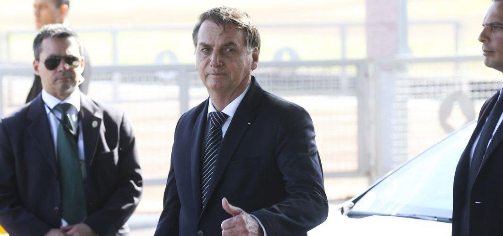 Em áudio atribuído a Bolsonaro, presidente articula derrubada de líder do PSL