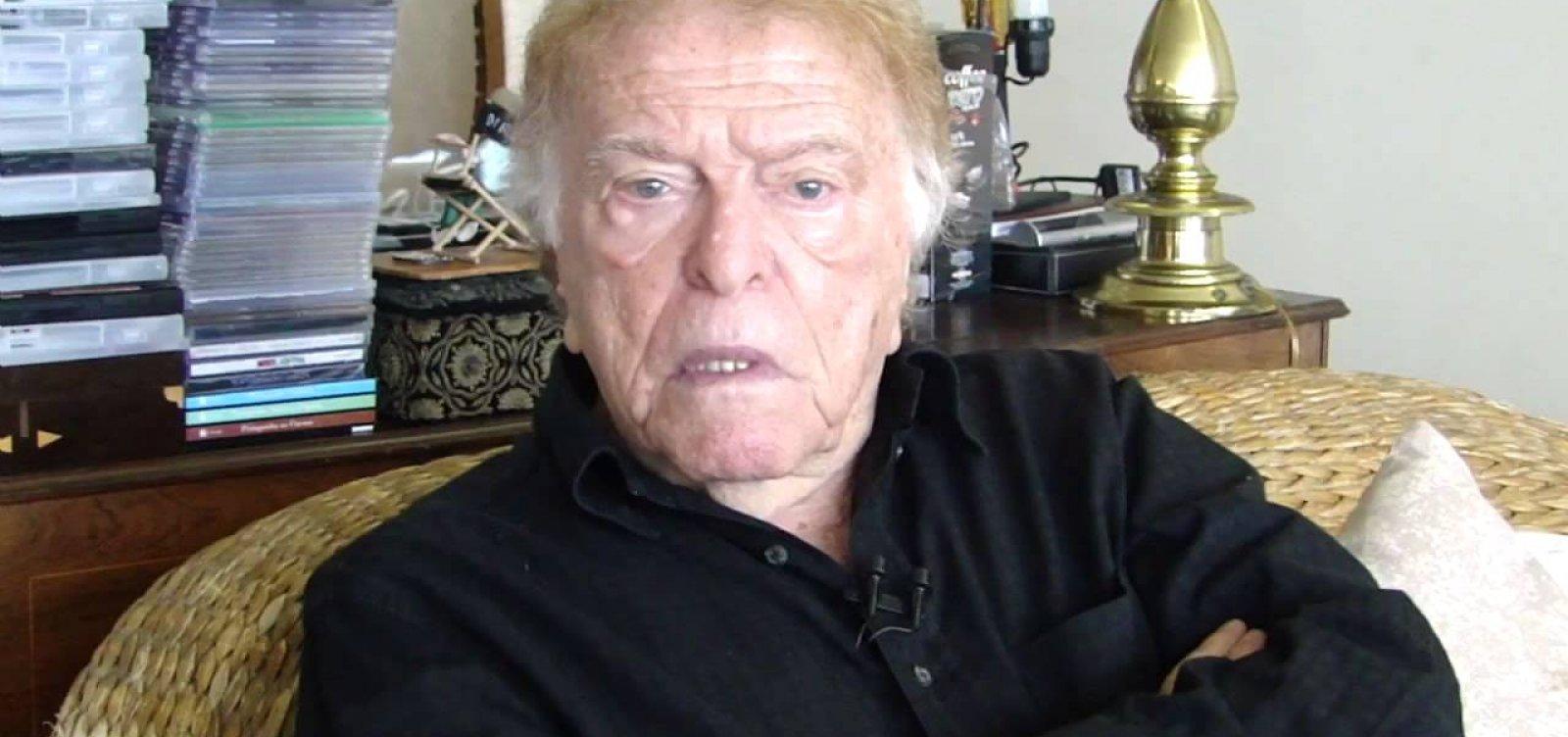 Morre Maurício Sherman, ex-diretor da TV Globo