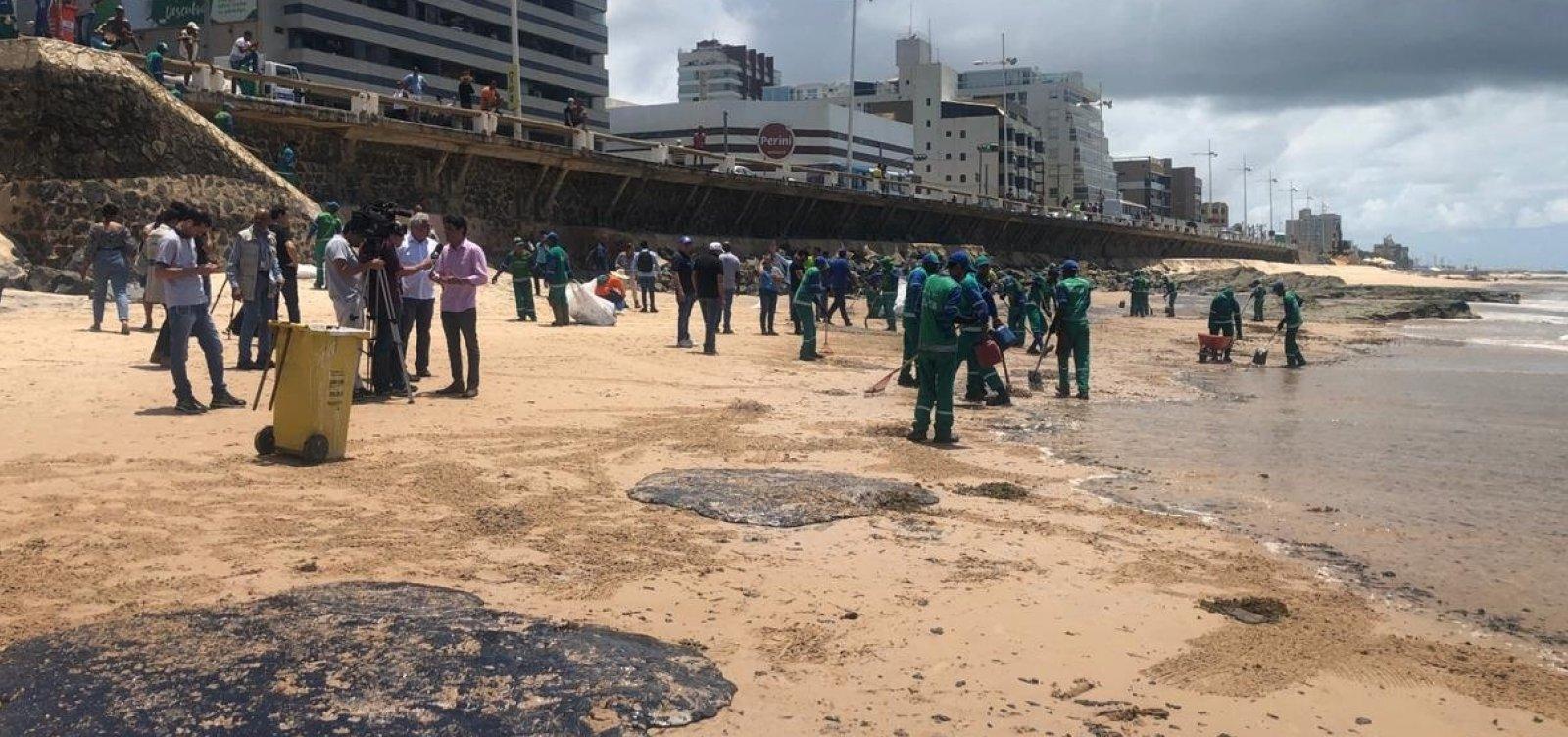 Rui Costa se reúne com prefeitos de cidades atingidas por óleo