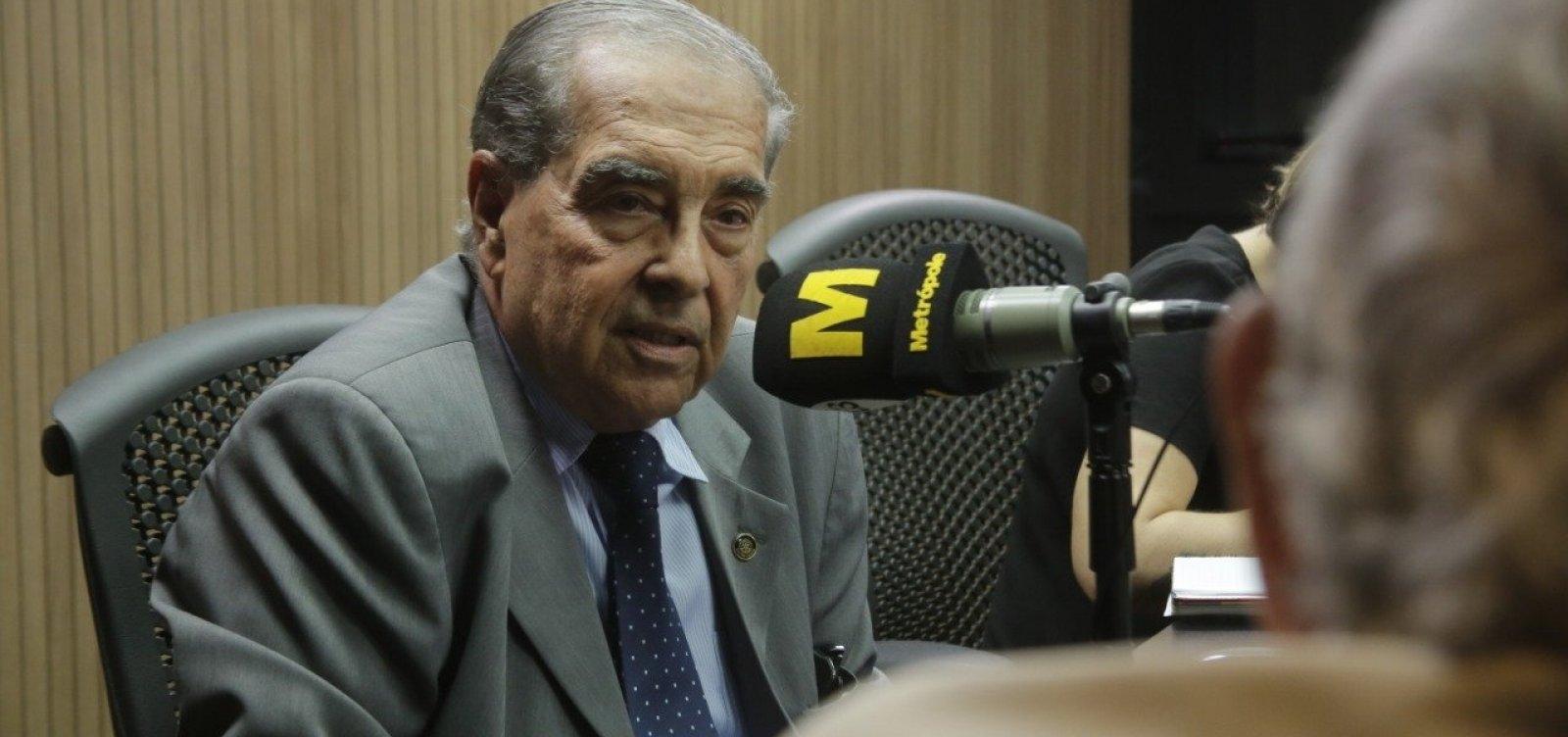'Convivia com turma do SNI', lembra Walter Pinheiro sobre fundação da Tribuna da Bahia