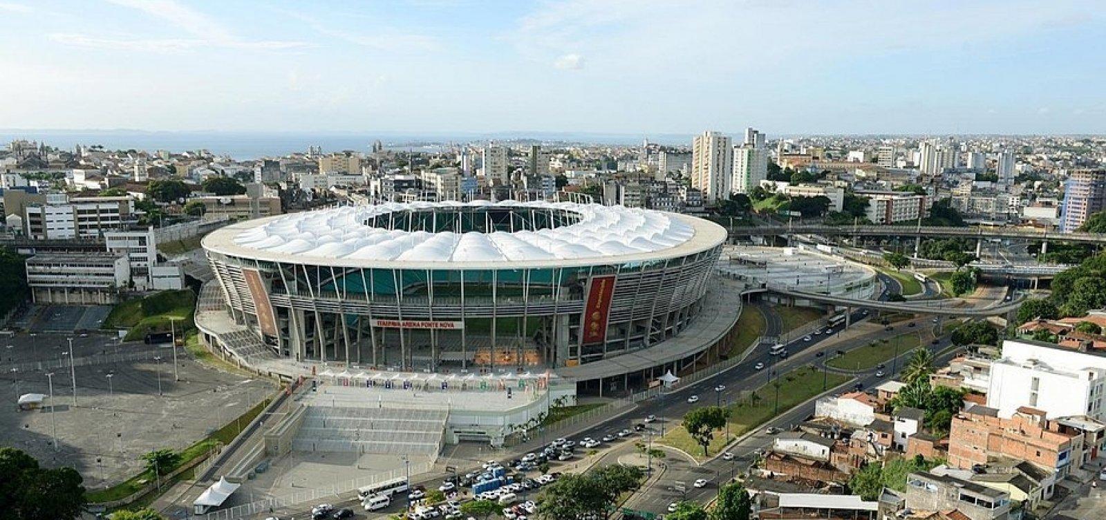 Prefeitura monta operação especial de transporte para celebração à Santa Dulce na Arena