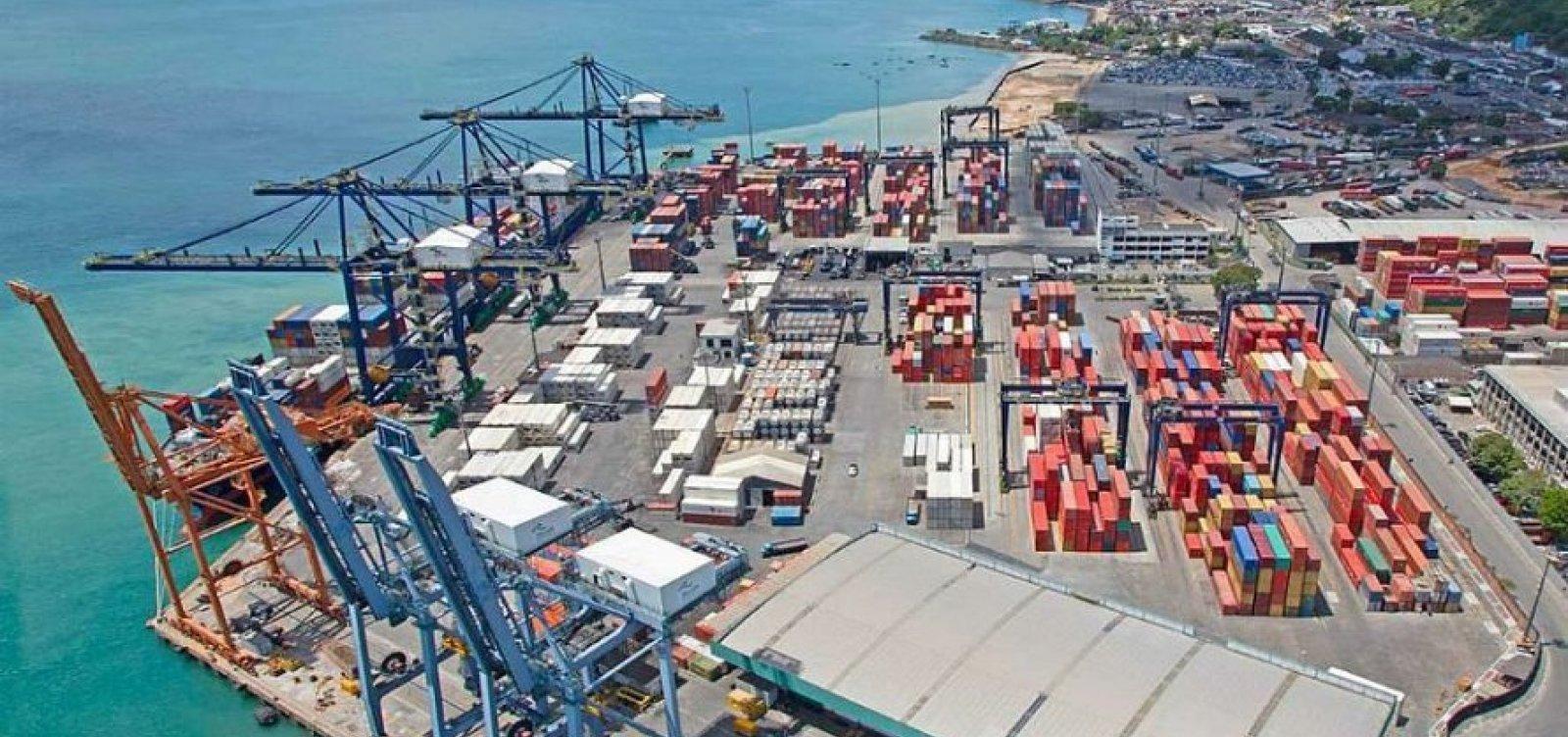 Justiça Federal determina suspensão de expansão do Porto de Salvador