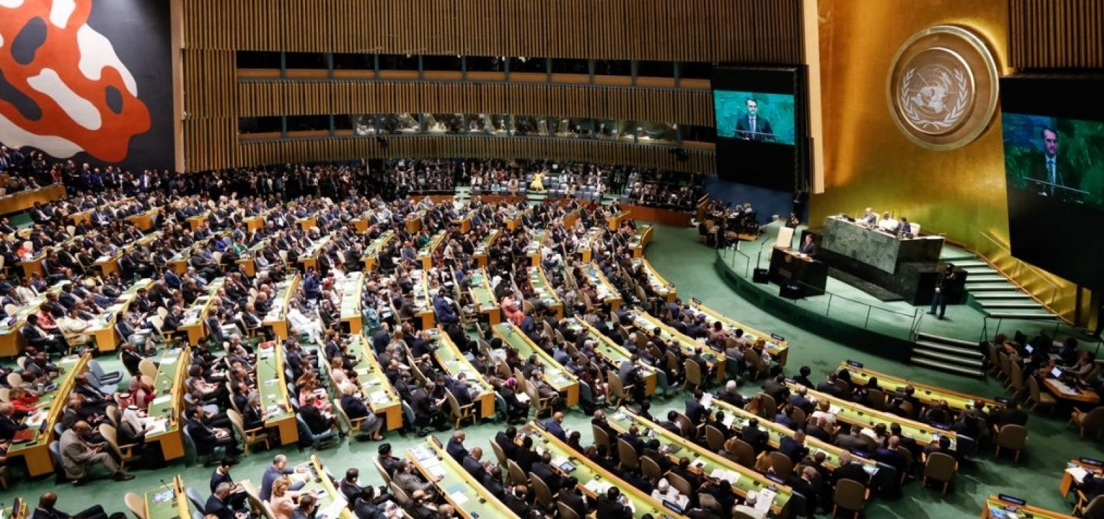 Brasil é reeleito e Venezuela conquista vaga no Conselho de Direitos Humanos da ONU