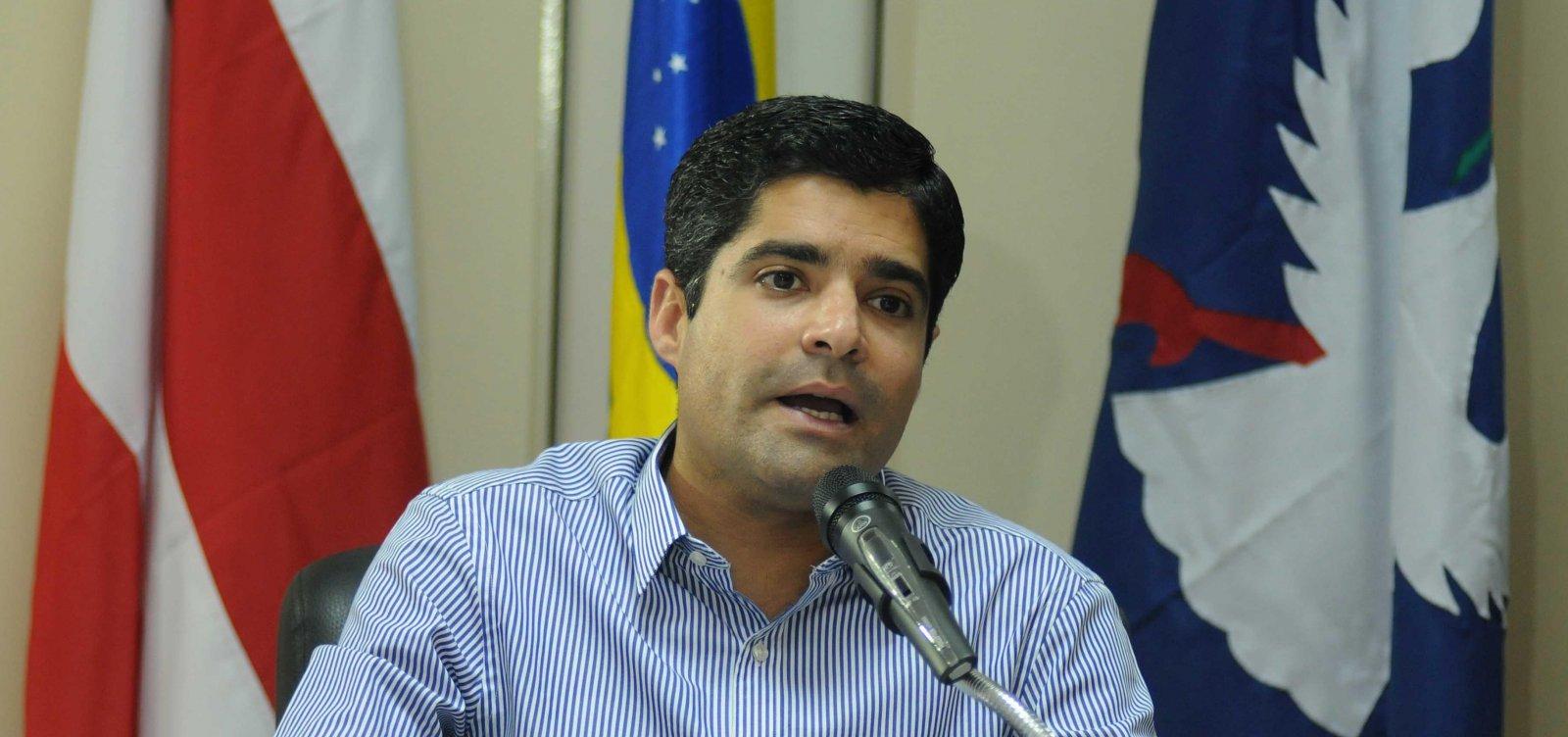 Briga do PSL: 'Não tenho motivo para me meter', afirma ACM Neto