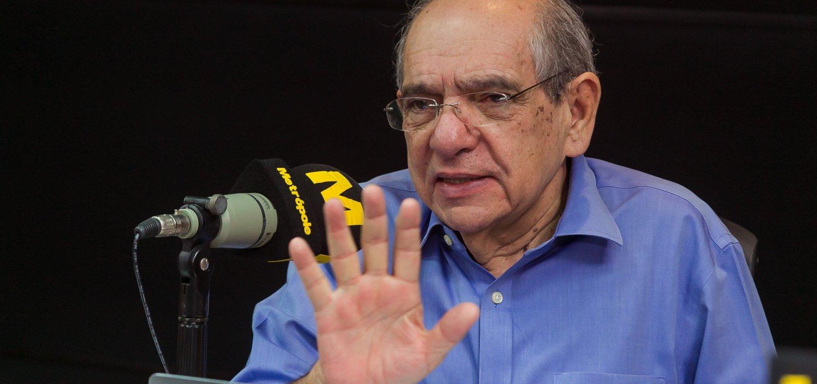 'Pra quê oposição, se eles mesmos se destroem?', questiona MK sobre crise no PSL; ouça
