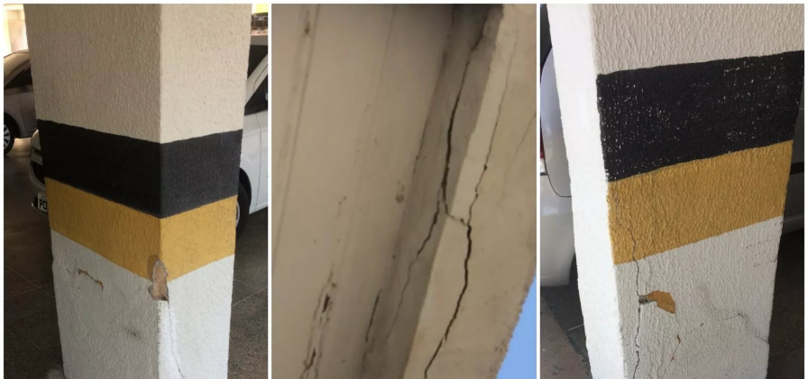 Empresa detectou 135 'pontos críticos' em prédio um mês antes de desabamento