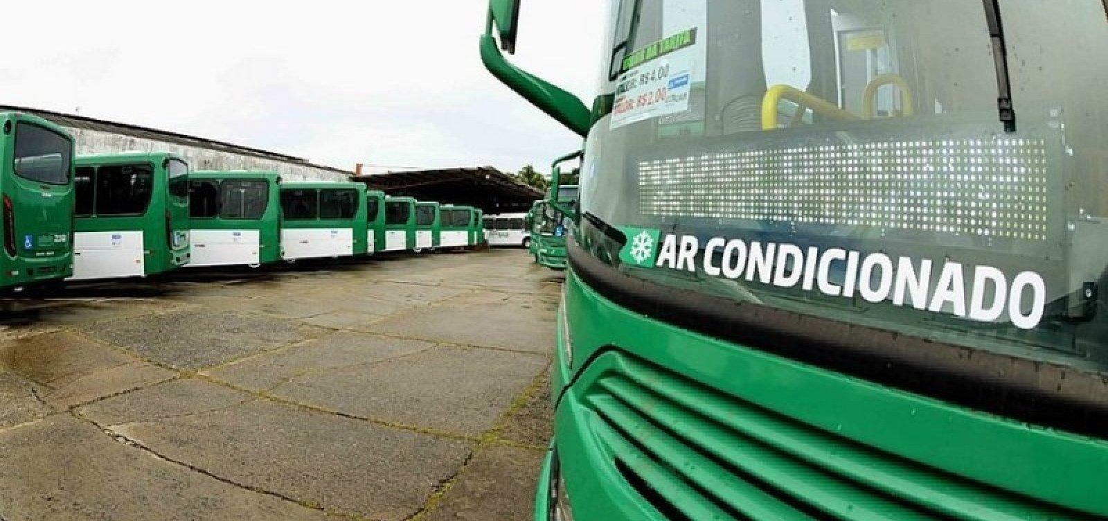 Reunião para discutir impasse de ônibus com ar-condicionado é adiada