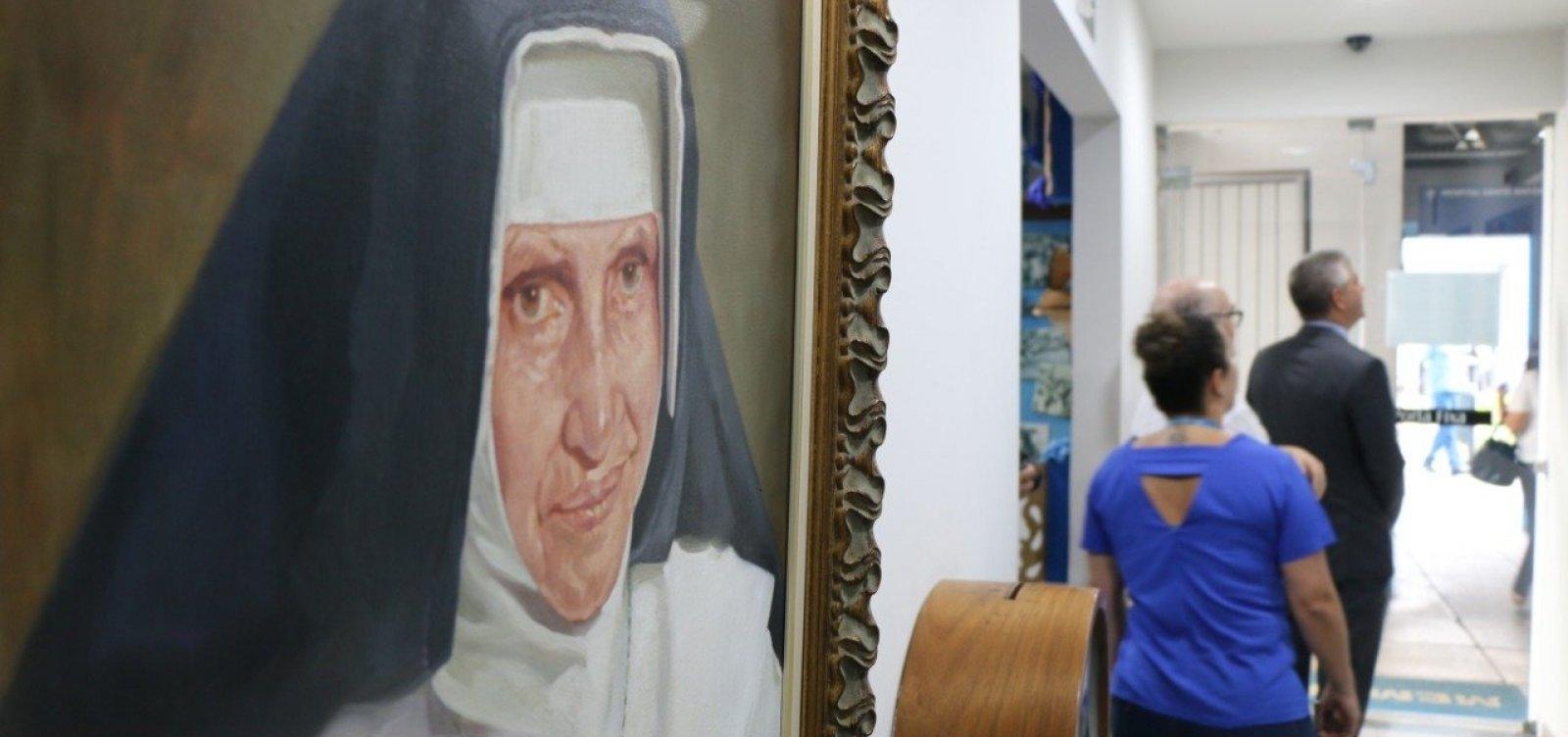 Festa da Canonização de Santa Dulce dos Pobres terá apoio de 700 policiais e bombeiros