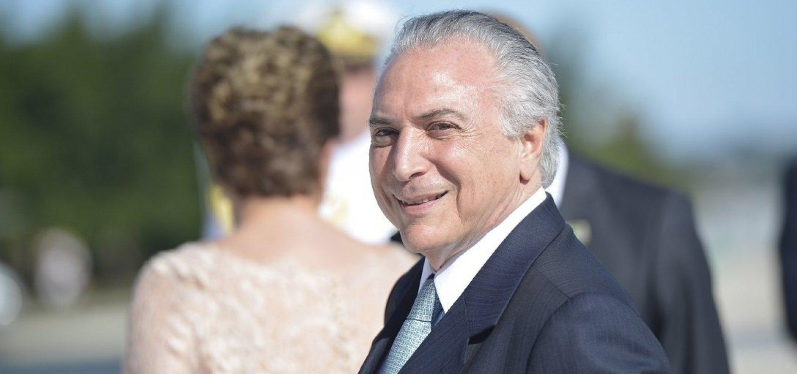 Às vésperas do impeachment de Dilma, Lava Jato rejeitou delação que prenderia Temer