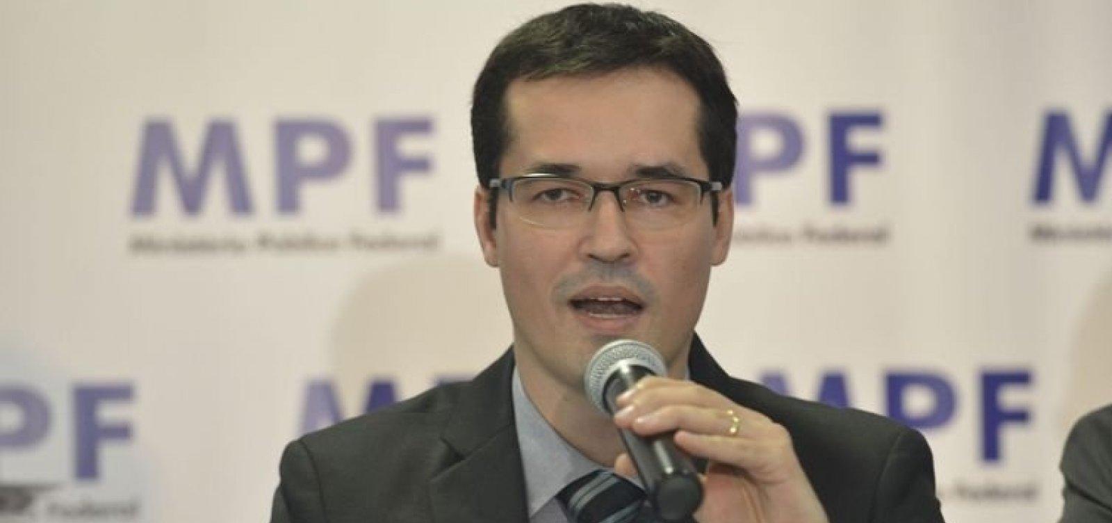 Justiça suspende processo do CNMP contra Deltan Dallagnol