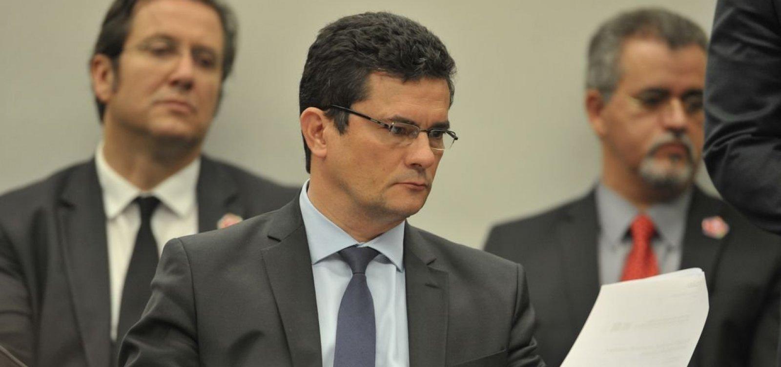 Vaza-Jato: Ainda juiz, Moro teria ordenado ações da PF na Lava Jato