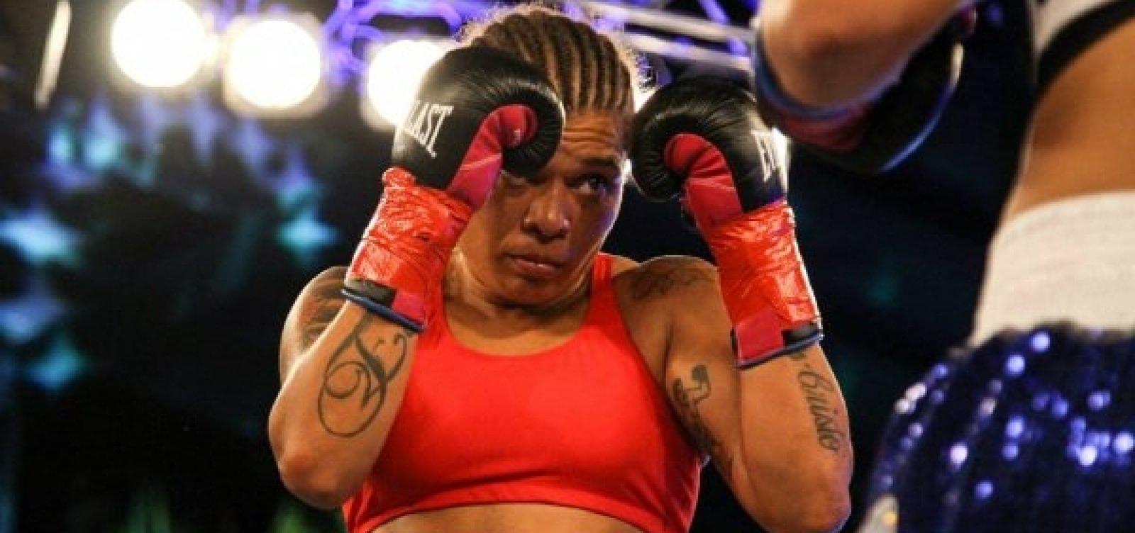 Pugilista baiana Adriana Araújo vence mundial silver do boxe