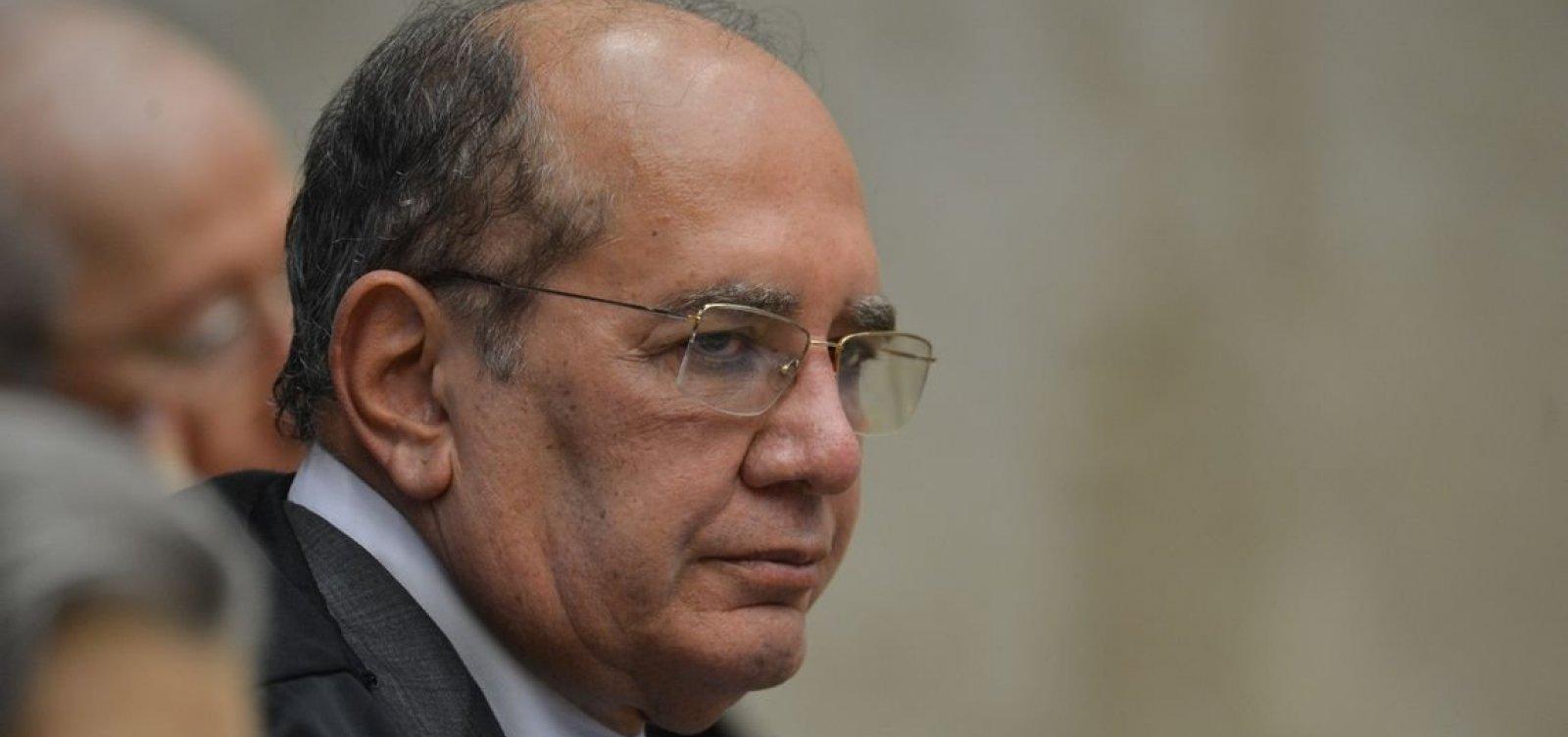 Gilmar Mendes suspende MP que torna publicação de editais em jornais facultativa