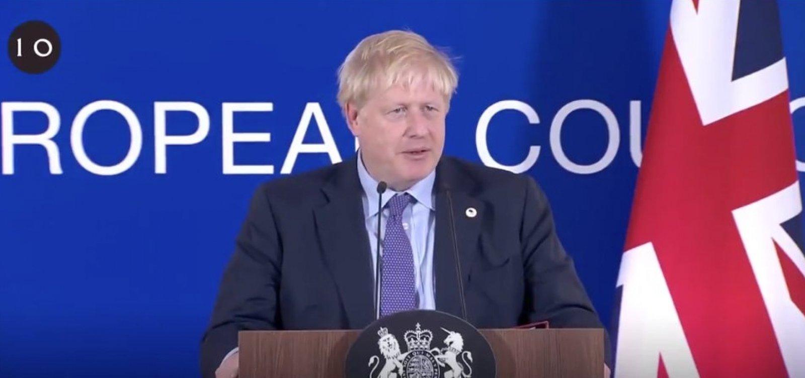 Parlamento britânico adia decisão sobre novo Brexit para 2020