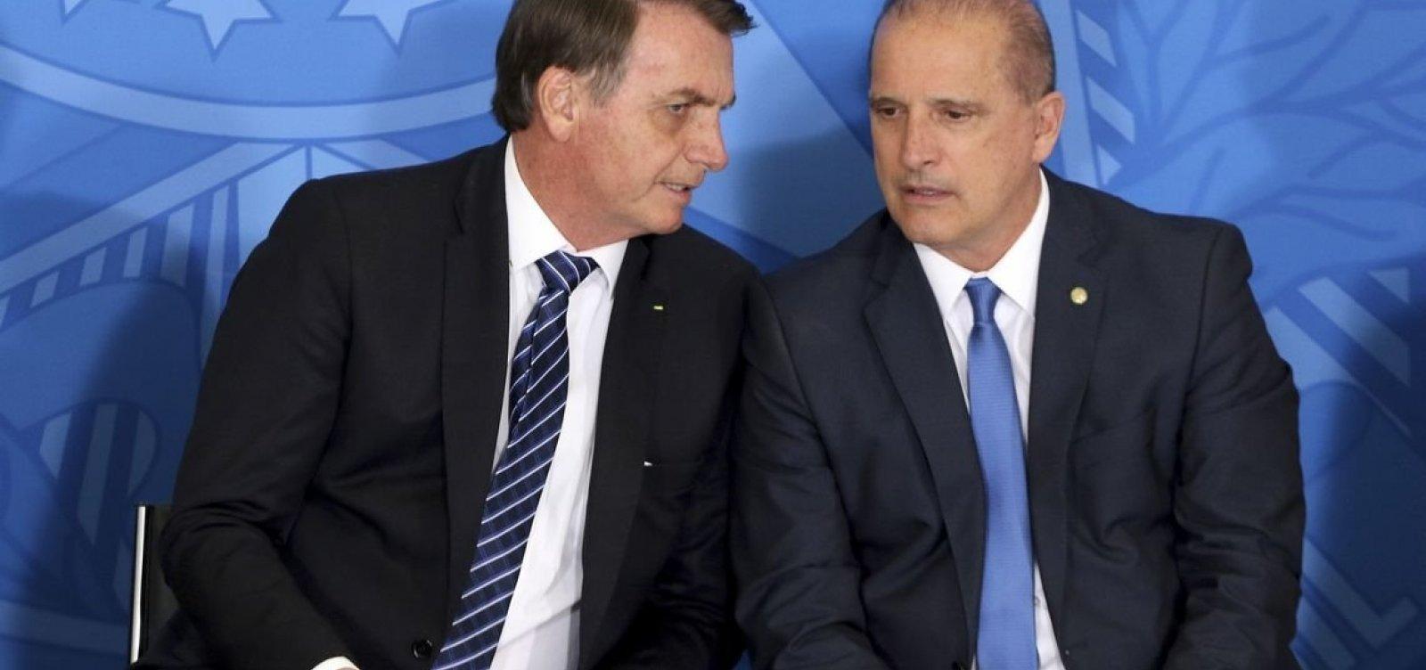 Em crise com PSL, Bolsonaro prevê nova troca na articulação política
