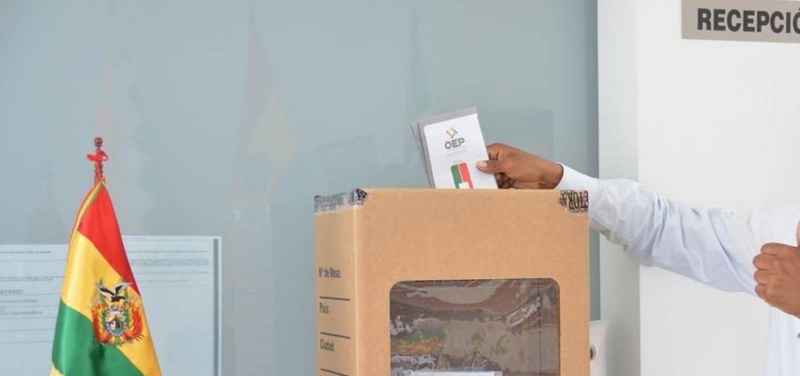 Eleições gerais da Bolívia acontecem neste domingo
