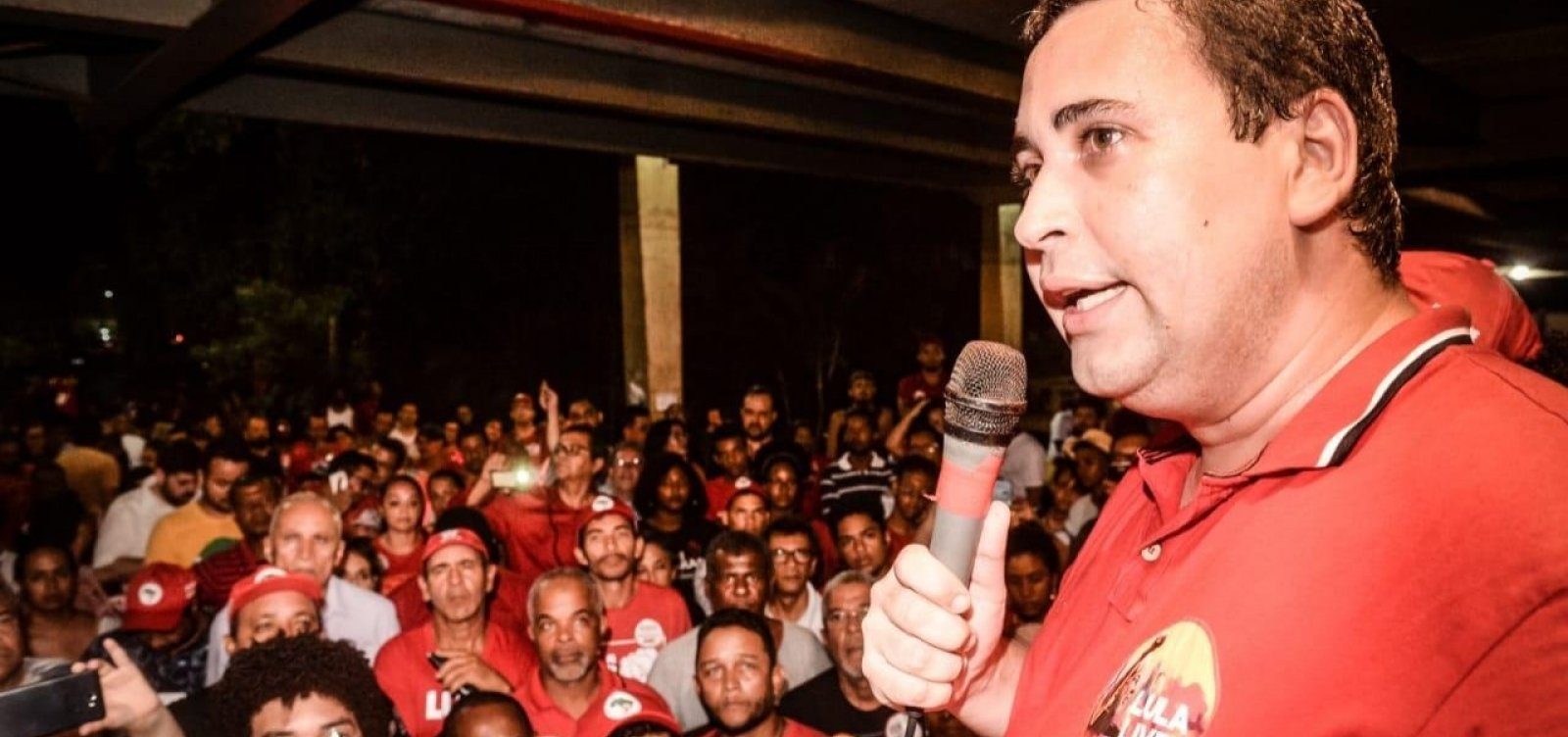 Éden Valadares é eleito novo presidente do PT-BA