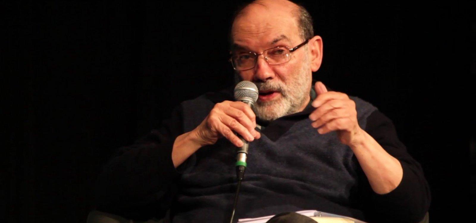 Ruy Fausto diz que Moro segue como 'mito' devido a 'fetichização do fenômeno corrupção'